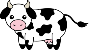 Moo! Photo courtesy of sweetclipart.com